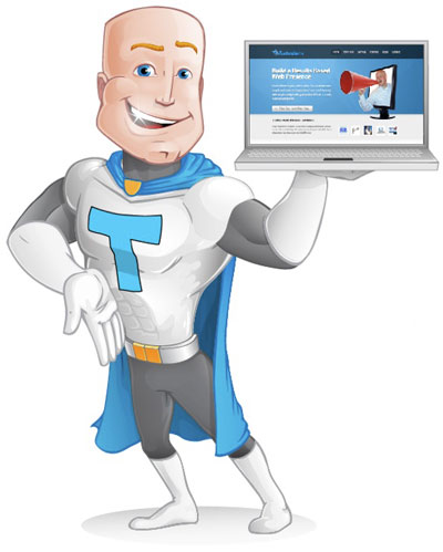 Turbo Guy is here to protect and maintain your website